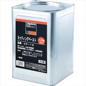 トラスコ中山 TRUSCO カッティングペースト 16kg(CP-16)|protools