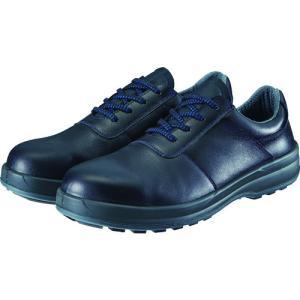 シモン 安全靴 短靴 8511黒 24.0cm【8511N-24.0】|protools