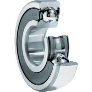 NTNセールスジャパン A小径小形ボールベアリング(合成ゴム接触両側シール)内径8mm外径22mm幅7mm(608LLU)|protools
