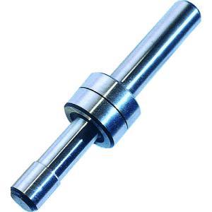 フジツール センタリングバー シャンク径φ10 測定子10mm スチール製 SRZ10