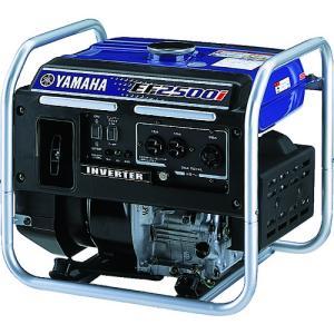 (代引き不可)ヤマハモーターパワープロダクツ オープン型インバータ発電機 2.5kVA(EF2500I)|protools