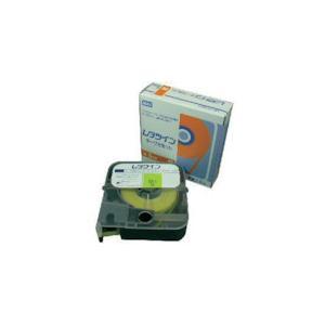 マックス MAX チューブマーカー レタツイン テープカセット5mm幅 黄(LM-TP305Y)|protools