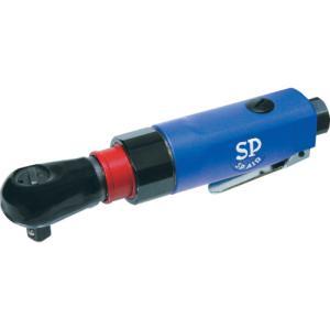 エス.ピー.エアー SP 首振りエアーラチェットレンチ9.5mm角(SP-1772)|protools