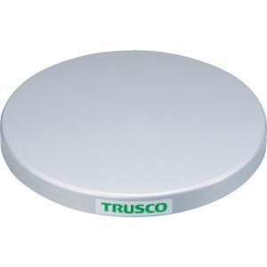 トラスコ中山 TRUSCO 回転台 50Kg型 Φ400 スチール天板(TC40-05F) protools