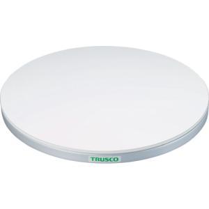 トラスコ中山 TRUSCO 回転台 50Kg型 Φ400 ポリ化粧天板(TC40-05W) protools