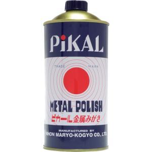 日本磨料工業 ピカール 液(500g)(13100)|protools