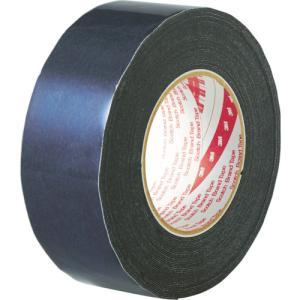 スリーエム 3M スマートシールテープ 4422 50mmX12m 黒 R 4422B50X12R|protools