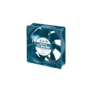山洋電気 SanACE 標準ファン(80×25mm DC12V−リード線仕様)(109R0812H402)|protools