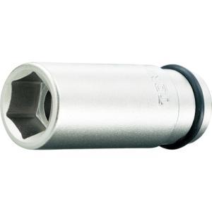 TONE インパクト用ロングソケット 19mm(3NV-19L)|protools