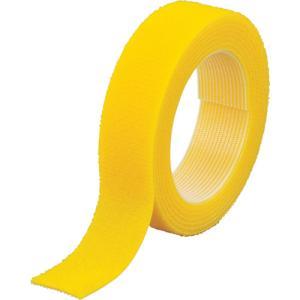 【仕様】 ●色:黄 ●幅(mm):20 ●長さ(m):1.5 ●厚さ(mm):2 ●両面タイプ ●引...