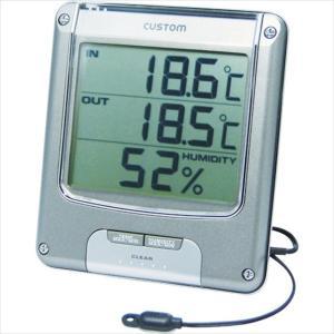 カスタム デジタル温湿度計(CTH-204)|protools