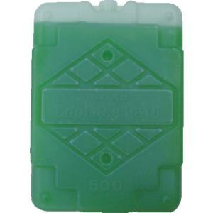 イノアックコーポレーション 保冷剤 容器500g −11℃ 緑 25×140×195mm(CAH-500-11)|protools