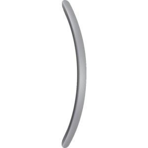 スガツネ工業 アルミ製弓形ハンドルSOR型400シルバー(100−010−961(SOR-400S)|protools