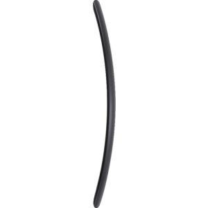 スガツネ工業 アルミ製弓形ハンドルSOR型600ブラック(100−010−964(SOR-600BL)|protools