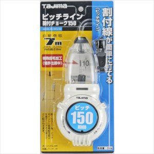 TJMデザイン タジマ ピッチライン割付チョーク 150(PL-WCL150)|protools