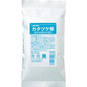 サラヤ 嘔吐物凝固処理剤 カタヅケ隊(50066)|protools