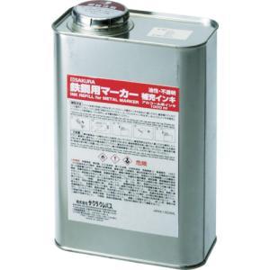 【仕様】 ●色:緑 ●容量:1000ml 【用途】 ●鉄骨・鋼板のチェック用。 【材質/仕上】 ●油...