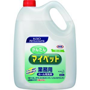 花王 Kao かんたんマイペット 4.5L(021168)|protools