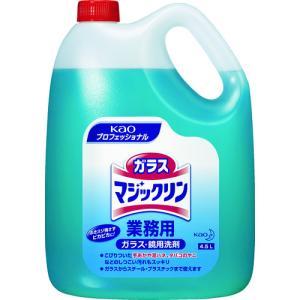花王 Kao ガラスマジックリン 4.5L(505767)|protools