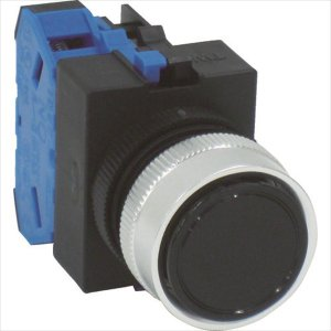 IDEC 平形押しボタンスイッチ(ABW110B)|protools