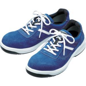 ミドリ安全 スニーカータイプ安全靴 G3550 23.5CM【G3550-BL-23.5】