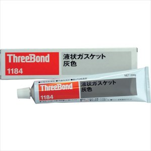 スリーボンド スリーボンド 液状ガスケット TB1184 200g 灰色(TB1184-200)|protools
