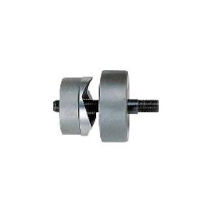 泉精器製作所 丸パンチ 厚鋼電線管用 パンチ穴48.7(B42)|protools