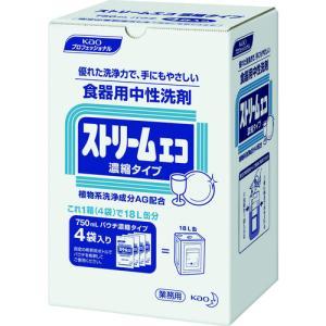 花王 Kao ストリームエコ 750mlX4袋入り(505798)|protools