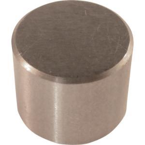 カネテック 永磁ホルダ サマリウムコバルト磁石 外径10mm 円形・ステンレス(KM-0010H-SUS)|protools