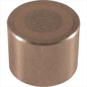 カネテック 永磁ホルダ サマリウムコバルト磁石 外径25mm 円形・ステンレス(KM-0025H-SUS)|protools