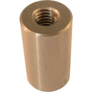 カネテック 永磁ホルダ アルニコ磁石 外径26mm 円形・ねじ穴あり(KM-T0025)|protools