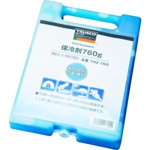 トラスコ中山 TRUSCO 保冷剤 760g(THZ-760)|protools