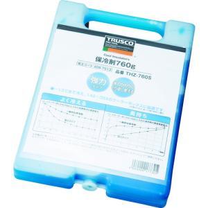 トラスコ中山 TRUSCO 保冷剤 760g 強冷タイプ(THZ-760S)|protools