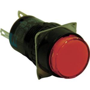 IDEC φ16丸形照光押しボタンスイッチ(AL6M-M14A)|protools