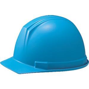 谷沢製作所 タニザワ ABS製ヘルメット(前ひさし・溝付型)EPA付 青(0169-FZ-B1-J) protools
