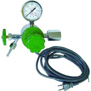 ヤマト産業 ヒーター付圧力調整器 YR−507V (YR-507V-11-CO2)|protools