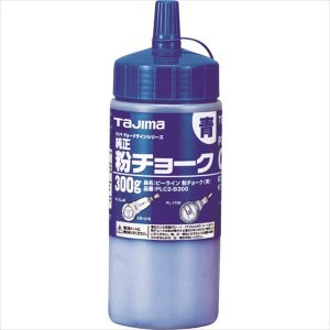 TJMデザイン タジマ 粉チョーク青(PLC2-B300)|protools