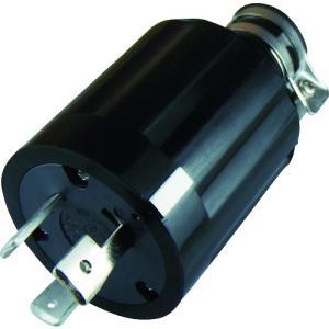 アメリカン電機 引掛形 ゴムプラグ 3P60A250V(3622R)|protools