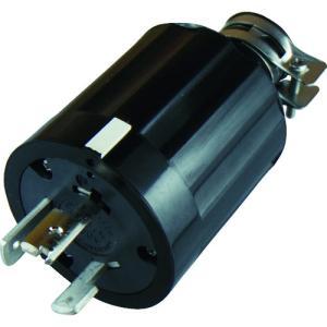 アメリカン電機 引掛形 ゴムプラグ 3P60A600V(3662R)|protools