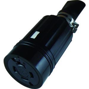 アメリカン電機 引掛形 防水形コネクタボディ 接地3P60A600V(4664RW)|protools