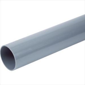 (代引き不可)クボタケミックス 排水用塩ビパイプ VU 50X2M(VU50X2M)|protools