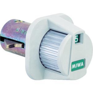 美和ロック MIWA 郵便箱用簡易ダイヤル錠(TRODS2)|protools