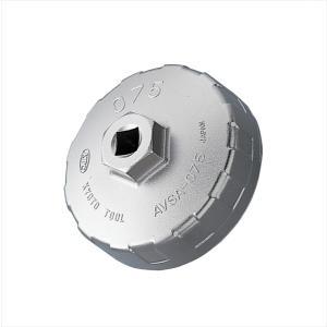 京都機械工具(株) KTC AVSA-074 カップ型オイルフィルターレンチ protools