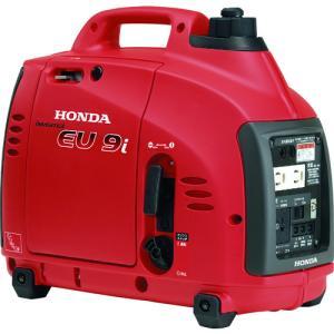 ホンダパワープロダクツ HONDA 防音型インバーター発電機 900VA(交流/直流)(EU9IT1JN1)|protools