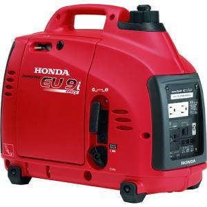 ホンダパワープロダクツ HONDA 防音型インバーター発電機 900VA(交流/直流)(EU9IT1JN3)|protools