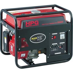 (代引き不可)ワキタ MEIHO エンジン発電機 HPG−2500 50Hz(HPG2500-50)|protools