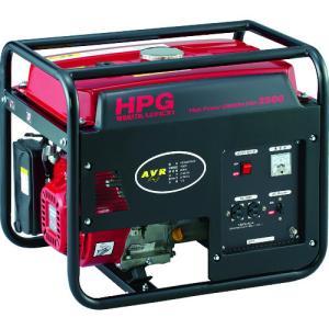 (代引き不可)ワキタ MEIHO エンジン発電機 HPG−2500 60Hz(HPG2500-60)|protools