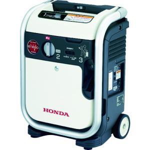 ホンダパワープロダクツジャパン HONDA 防音型インバーター発電機 エネポ 900VA(交流/直流)(EU9IGBJNT)|protools