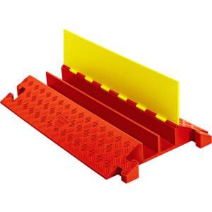 CHECKERS社 ラインバッカー ケーブルプロテクタ 重量型 電線2本(CP2X325-Y/O)|protools