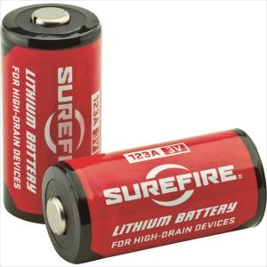 SUREFIRE社 バッテリー (2個入り)【SF2CB】|protools